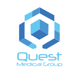 logotipo quest medical group 526x498